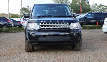 Used 2012 Land Rover Discovery 4 full