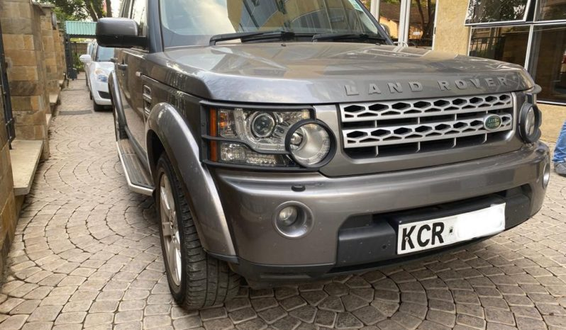 Used 2011 Land Rover Discovery 4 full