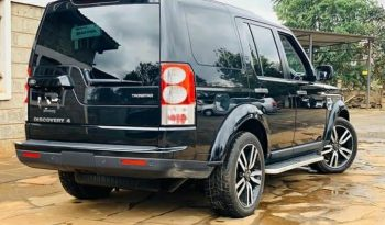Used Abroad 2012 Land Rover Discovery 4 full