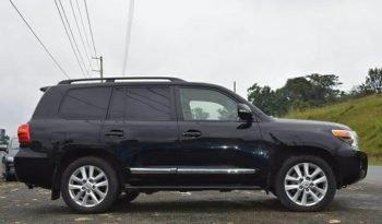 Used Abroad 2012 Toyota Landcruiser V8 full