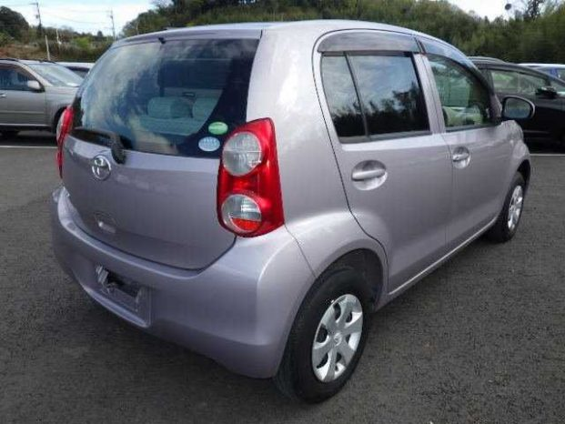 Used Abroad 2013 Toyota Passo full