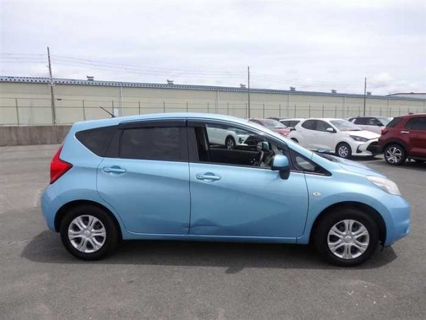 Used Abroad 2013 Nissan Note full