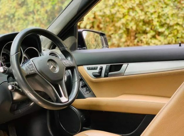 2013 Used Abroad Automatic Mercedes C200 full