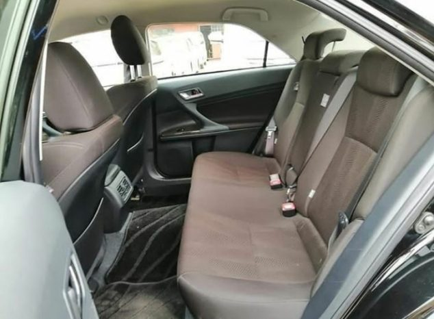 2013 Used Abroad Automatic Toyota mark X full