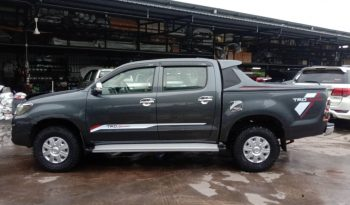 2014 Used Abroad Manual Toyota Hilux full