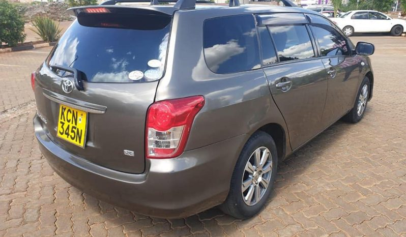 2010 Used Automatic Toyota Fielder full