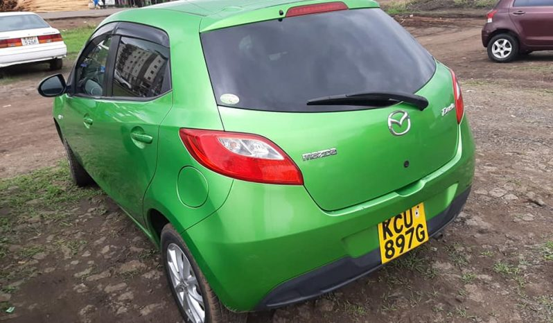 2011 Used Automatic Mazda Demio full
