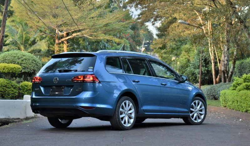 2014 New Automatic Volkswagen Golf full